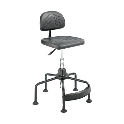 Safco Products Company Taskmaster Economahogany Industrial Chair