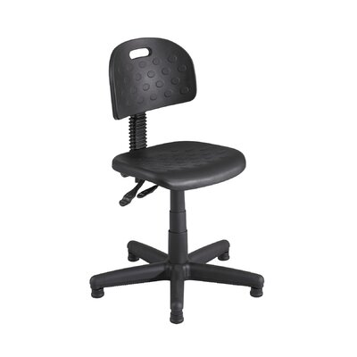 Safco Products Company Height Adjustable Tash Chair with 360 Swivel
