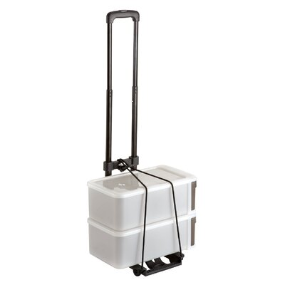 Safco Products Company 150 Lb. Capacity Luggage Cart