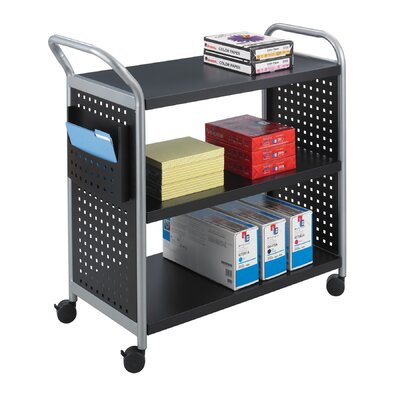Safco Products Company Scoot Utility Cart