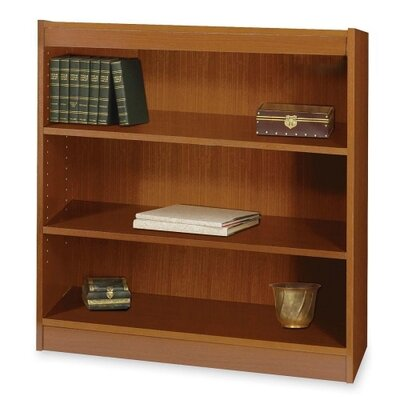 Safco Products Company 3-Shelf Square-Edge Bookcase