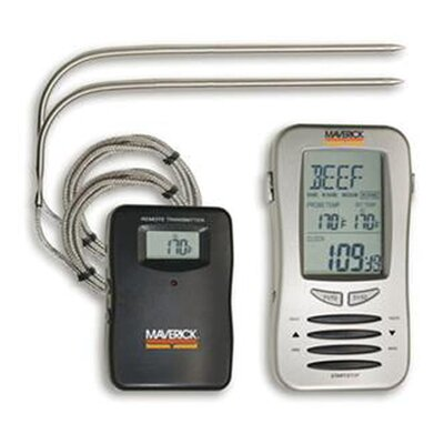 <strong>Maverick</strong> Redi-Chek Dual Probe Remote Thermometer
