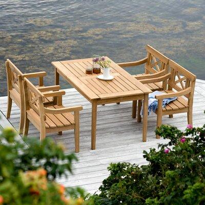 Skagerak Denmark Teak Drachmann Dining Table
