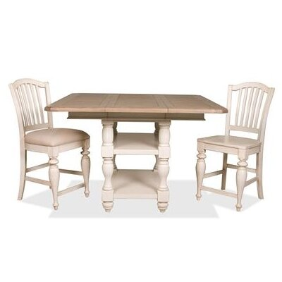 riverside furniture coventry counter height dining table
