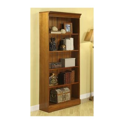 "Riverside Furniture American Crossings 72"" Bookcase"