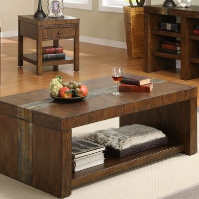 Riverside Furniture Belize Coffee Table Set