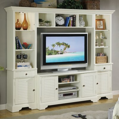 Riverside Furniture Essex Point Wall Entertainment Center