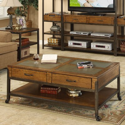 Riverside Furniture West End Coffee Table Set