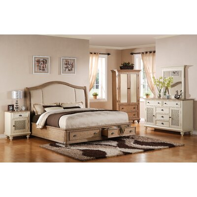 Riverside Furniture Coventry Sleigh Bedroom Collection