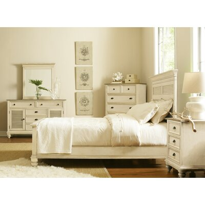 Riverside Furniture Coventry Two Tone Panel Bedroom Collection