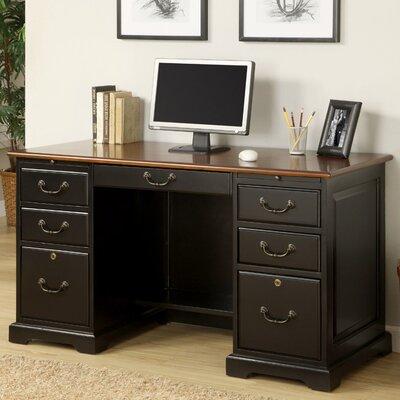 Bridgeport Flat Top Computer Desk
