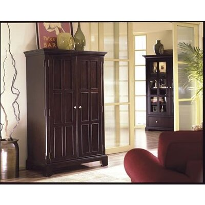 Riverside Furniture Urban Crossings Armoire Desk