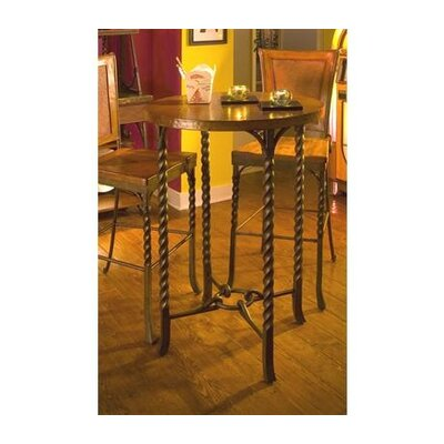 Riverside Furniture Medley 3 Piece Pub Table Set in Penney