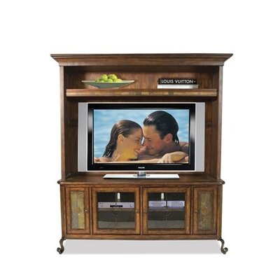 Riverside Furniture Stone Forge Entertainment Center