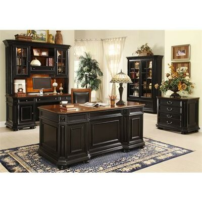 Riverside Furniture Allegro 2-Drawer  File Cabinet