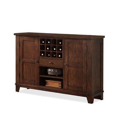 Riverside Furniture Castlewood Server