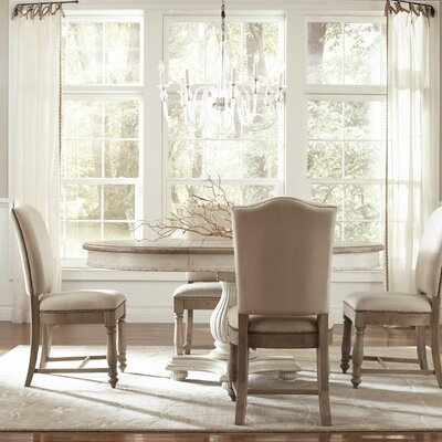 riverside furniture coventry two tone 5 piece dining set