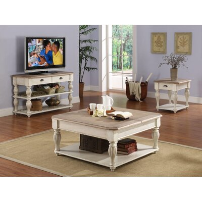 Riverside Furniture Coventry Coffee Table Set