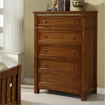 Craftsman Home 5 Drawer Chest