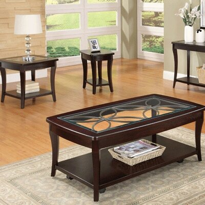 Riverside Furniture Annandale Coffee Table Set
