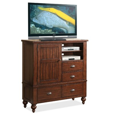 Riverside Furniture Castlewood 4 Drawer Media Chest