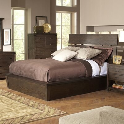 Riverside Furniture Promenade Slat Panel Bed