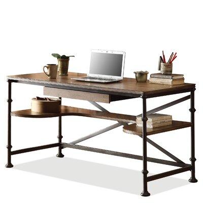 riverside furniture camden town computer desk reviews wayfair. Black Bedroom Furniture Sets. Home Design Ideas