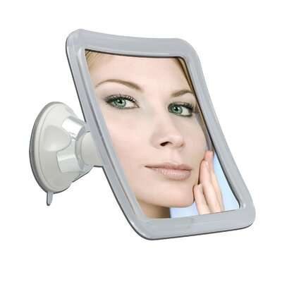 Z'Swivel 10X Magnification Wall Mount Mirror