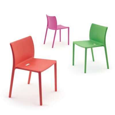 Magis Air Stacking Dining Side Chairs (Set of 4)