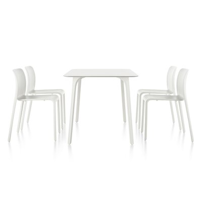 Magis Table First 5 Piece Outdoor Dining Set