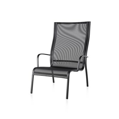 Magis Paso Doble Outdoor Chair with High Back and Low Seat