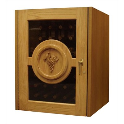 Vinotemp Concord Single Door Oak Wine Cooler