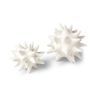DwellStudio Urchin White Objet