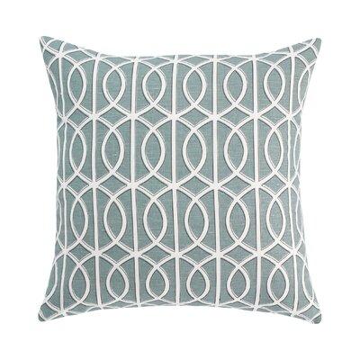 DwellStudio Gate Azure Pillow Cover