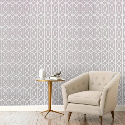 DwellStudio Gate Dove Wallpaper