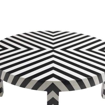 DwellStudio Chevron Coffee Table