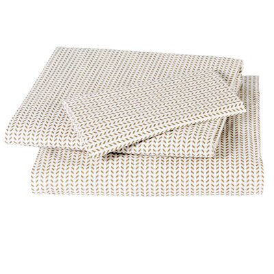 DwellStudio Chevron Sheet Set