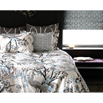 DwellStudio Peacock Dove Duvet Collection