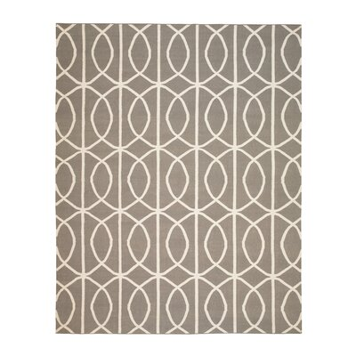 DwellStudio Gate Ash / Cream Contemporary Rug