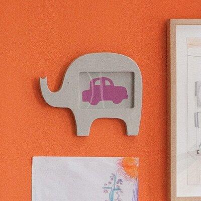 DwellStudio Accessories Elephant Picture Frame