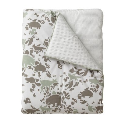 DwellStudio Woodland Tumble Play Blanket