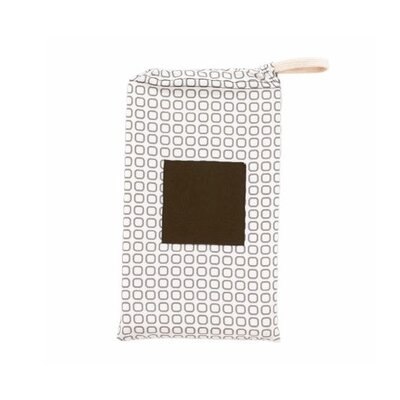 DwellStudio Squares Cotton Pillowcase