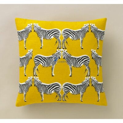 DwellStudio Zebra Pillow