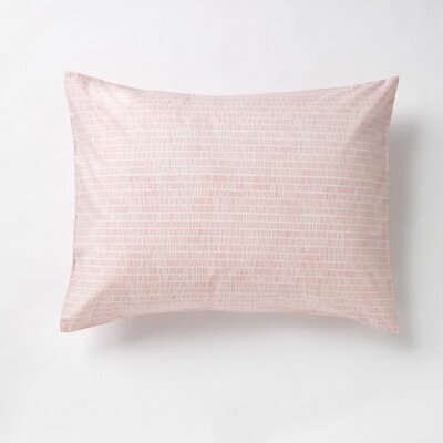 DwellStudio Matchstick Cotton Pillowcase