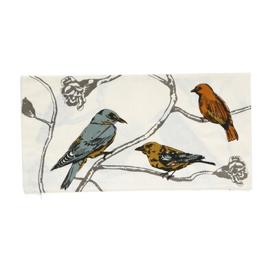 DwellStudio Chinoiserie Long Pillow in Natural