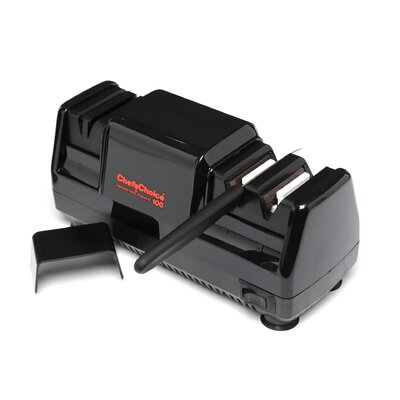 Chef's Choice Diamond Hone Deluxe M100 Knife Sharpener in Black