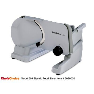 Chef's Choice Premium Electric Food Slicer