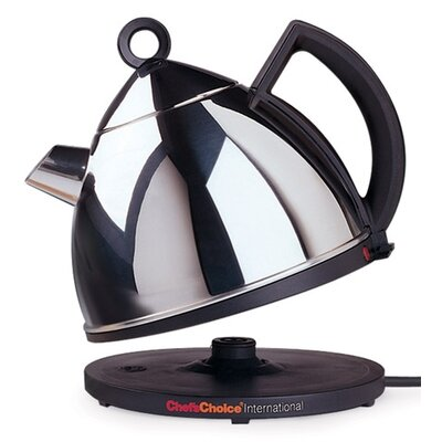 Chef's Choice International Deluxe 1.3-qt. Electric Tea Kettle