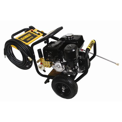 DeWalt 4200 PSI - 4.0 GPM Gas Pressure Washer