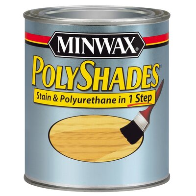 Minwax Antique Walnut Polyshades® Gloss Stain Wood